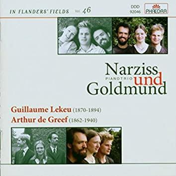 In Flanders' Fields, Vol. 46: Narziss Pianotrio und Goldmund