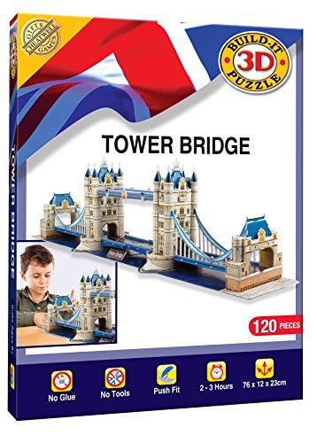 Cheatwell Games Tower Bridge - Puzle 3 dimensiones