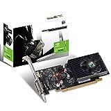 MAXSUN GEFORECE GT 1030 2GB GDDR5 64-bit PCIe 3.0 DirectX 12 ITX HDCP Ready Low Profile Video Graphics Card GPU