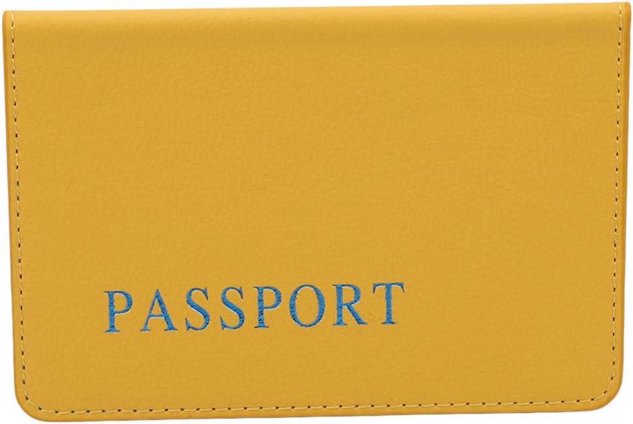 GloryMM Multi Purpose PU Leather Cover excellence Finally popular brand Holder Passport