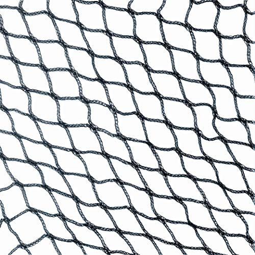 Nutley's 5 x 4 m Heavy-Duty Woven Bird Netting-Black Repel-pesticides
