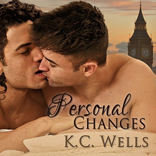 Personal Changes audiobook cover art