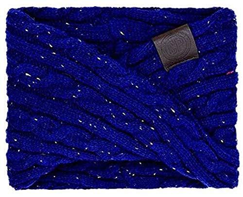Canada Pooch Cp01357 Foulard à os Bleu Taille M