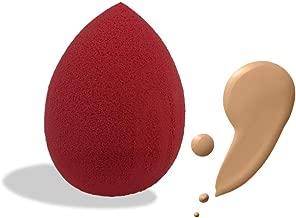 Sacred Salts Ultra Soft Beauty Blender Sponge for all skin type (Color : Maroon)