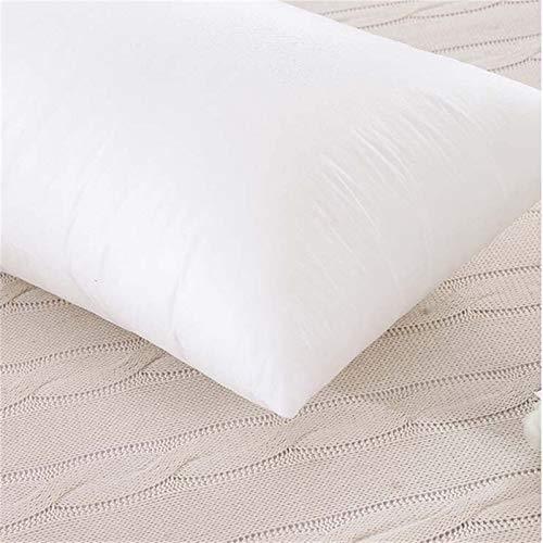 YANFANG 11 Tamaños Home Decorative Cushion Interior PP Llenado de algodón Lanzamiento de Almohada Cojines para el sofá Cojín de Cuidado Suave Cojín Llenado 45x45 (Specification : 45x72cm)