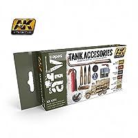 AK Interactive - Tank Accesories