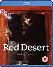 red desert blu ray