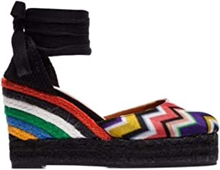CASTANER Women's CARINA8EDSS19062MULTICOLO Multicolor Other Materials Wedges