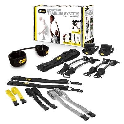 SAQ-BSKTK-02 SKLZ Essentials Kit Basketball 3-in-1 Training System
