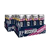 KILL CLIFF Recovery Drink, Blackberry Lemonade, 12 Oz Cans, 24 Count - Clean Hydration, Low Cal, Electrolytes, B-Vitamins
