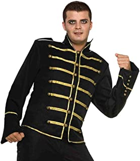 Men's 80's Costume Military Jacket