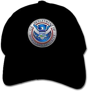 ADGoods Kids Children Department of Homeland Security Baseball Cap Adjustable Trucker Cap Sun Visor Hat For Boys Girls Gor...