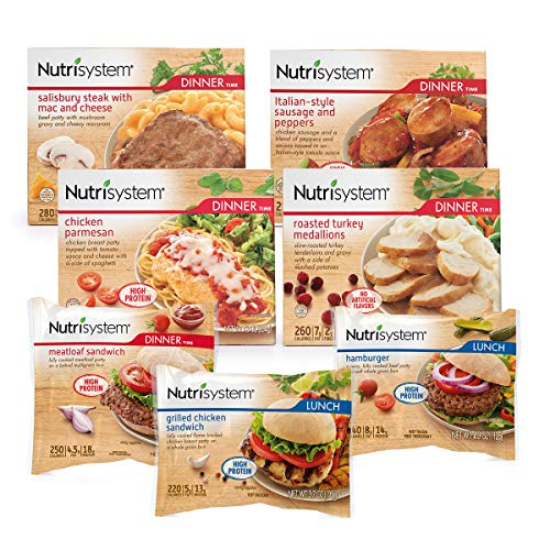 Nutrisystem® Meat Lovers Variety Pack, 10 Count (Frozen)