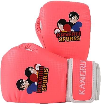 Niedliche Boxhandschuhe der Karikaturkinder, schützen die Knöchel der Kinder und trainieren Handschuhe B07PBNW18X     | Verrückte Preis