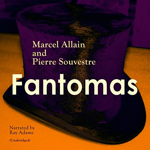Fantomas Titelbild