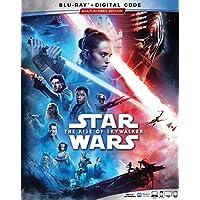Star Wars: The Rise of Skywalker [Includes Digital Copy] [Blu-ray] [2019]