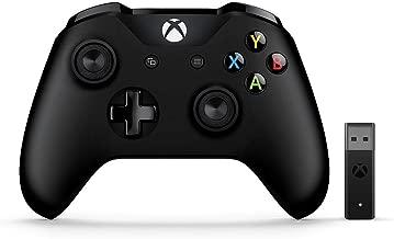 Microsoft Xbox Wireless Controller Wireless Adapter for Windows 10