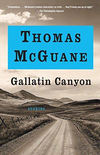 Gallatin Canyon (Vintage Contemporaries)