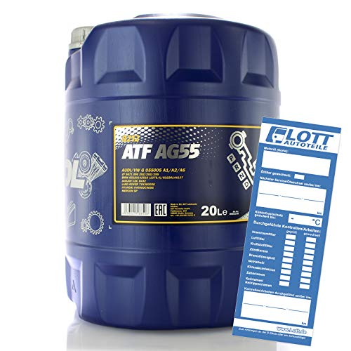 MANNOL ATF AG55, 20 Liter