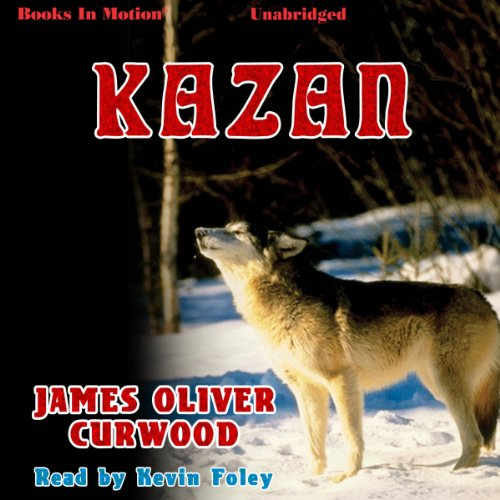Kazan audiobook cover art