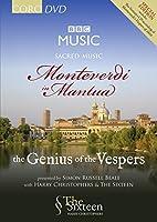 Sacred Music: Monteverdi in Mantua - the Genius of [DVD]