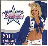 Dallas Cowboys Cheerleaders 2011 Swimsuit Desk Calendar