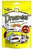 Dreamies Katzensnack mit Käse, 3er Pack (3 x 60g)