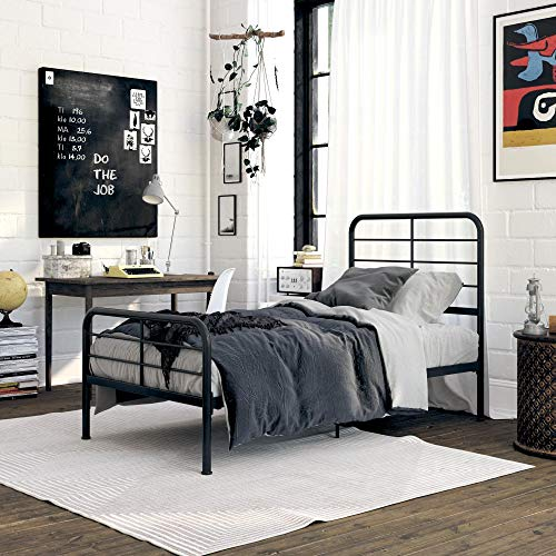 Why Choose RealRooms Sonnet Metal Bed, Sturdy Metal Frame, Multiple Colors and Sizes