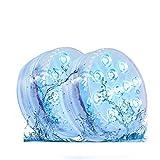 Aikove Wasserdichte LED Leuchten, 2 Stück Unterwasser Licht Farbwechsel Pool Beleuchtung für Vase...