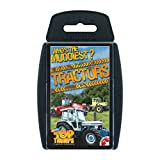 Top Trumps trattori Card Game