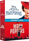 Coffret mary poppins 2 films : mary poppins ; le retour de mary poppins