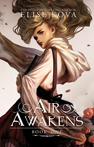Book Cover for Air Awakens
