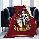VigorPow Gry-ffin-dor Ultra Soft Flannel Fleece Throw Blanket Warm Couch Sofa Blankets for School Home Office 50' x40
