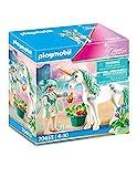 PLAYMOBIL Fairies 70655 - Unicornio con Hada, a Partir de 4 años