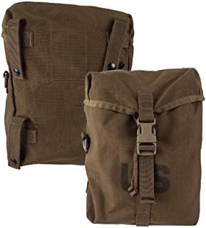 MOLLE USMC Sustainment Pouch Coyote Brown
