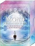 Mondpriesterschaft: Erwecke die Kraft deiner Seele mit den Mondenergien - 50 Karten mit Begleitbuch - Anne-Mareike Schultz