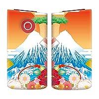 glo2 mini グロー2 ミニ シリーズ2 国内生産 日本製 電子タバコ 専用 薄型 ハード 日本風 和 JAPAN 045
