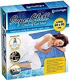 A TL Kühlkissen für Bett und Yoga, groß, magisch kühlend