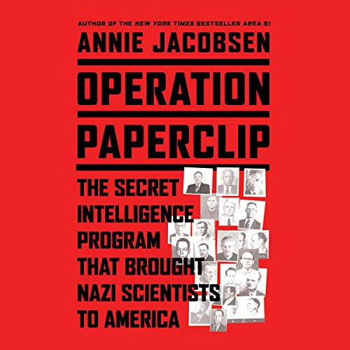Operation Paperclip cover art