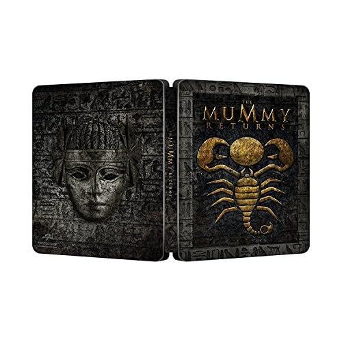 La Mummia - Il Ritorno (Steelbook)