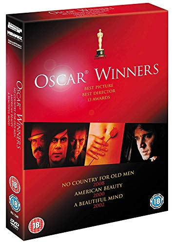 Best Pictures - No Country For Old Men / Beautiful Mind / Am [DVD]