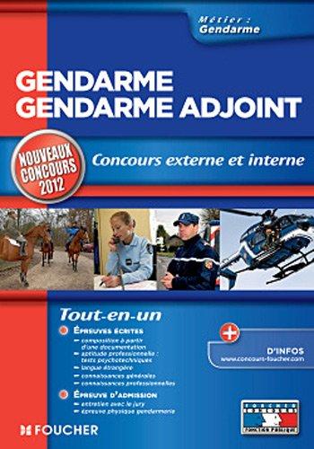 Gendarme - Gendarme Adjoint Nouveaux concours 2012