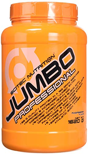 Scitec Nutrition Jumbo Professional Ganador Frambuesa - 1620 g