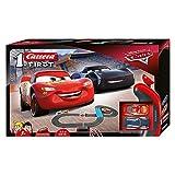 Carrera First - Disney Pixar Cars Circuito de Coches de Jackson Storm, Pista de 2.9m (20063021)