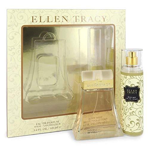 ELLEN TRACY by Ellen Tracy, EAU DE PARFUM SPRAY 3.4 OZ & BODY MIST 5 OZ