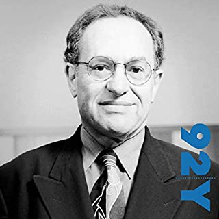 Alan Dershowitz on the Origins of Human Rights at the 92nd Street Y audiobook cover art