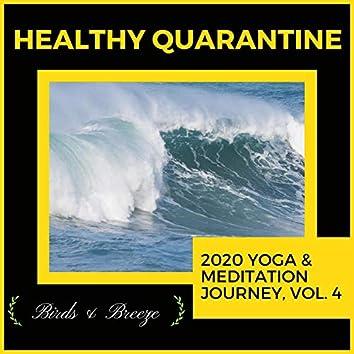 Healthy Quarantine - 2020 Yoga & Meditation Journey, Vol. 4