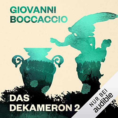 Das Dekameron 2 audiobook cover art