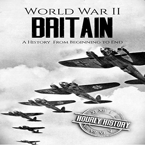 World War II Battle of Britain audiobook cover art