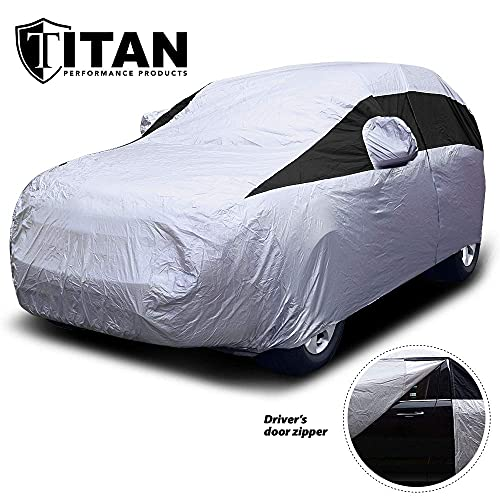 Titan Lightweight Car Cover. Mid-Size SUV